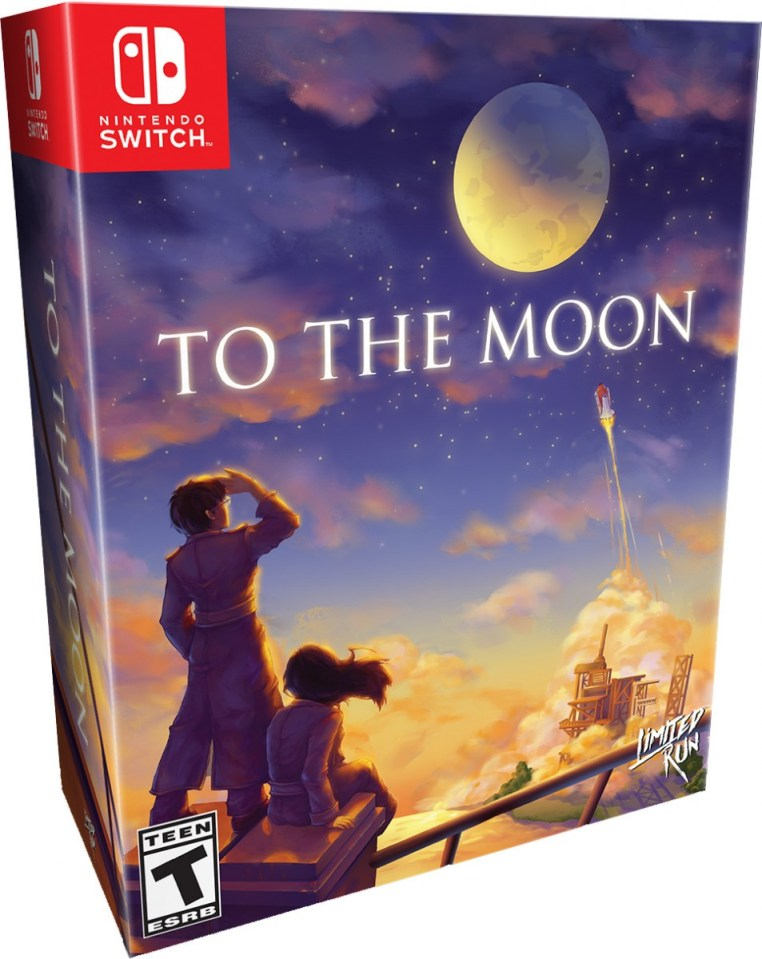 to the moon physical retail release deluxe edition limited run games nintendo switch www.limitedgamenews.com