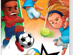 super sports blast physical retail release jandusoft ultra collectors nintendo switch cover www.limitedgamenews.com
