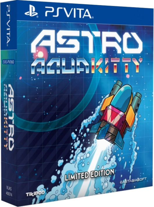 astro aqua kitty physical retail release limited edition eastasiasoft playstation vita cover www.limitedgamenews.com