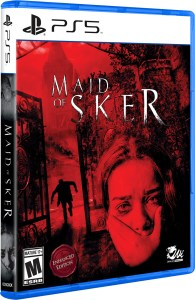 maid of sker physical retail release limited run games playstation 5 cover www.limitedgamenews.com