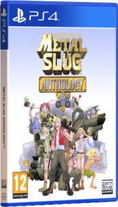 metal slug anthology standard edition physical retail release pix n love playstation 4 cover www.limitedgamenews.com
