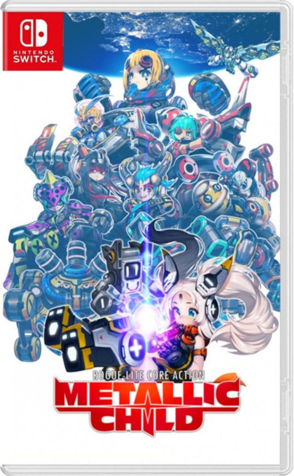 metallic child physical retail release asia english multi-language version nintendo switch cover www.limitedgamenews.com