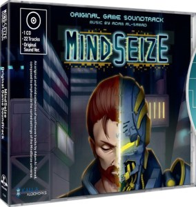 mindseize cd soundtrack physical retail release first press games nintendo switch cover www.limitedgamenews.com