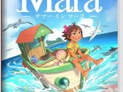 summer in mara physical retail release pikii nintendo switch cover www.limitedgamenews.com