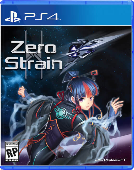 zero strain physical retail release usa vgnysoft playstation 4 cover www.limitedgamenews.com