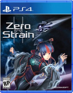 zero strain physical retail release usa vgny soft playstation 4 cover www.limitedgamenews.com
