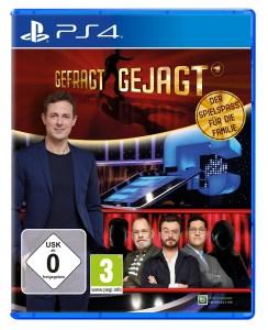 gefragt gejagt physical retail release german exclusive playstation 4 cover www.limitedgamenews.com