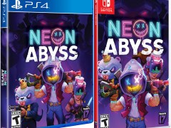 neon abyss physical retail release team 17 playstation 4-nintendo switch cover www.limitedgamenews.com