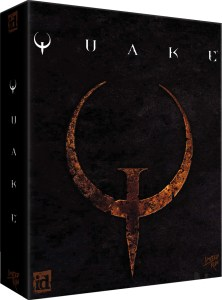 quake deluxe edition physical retail release limited run games playstation 4 nintendo switch cover www.limitedgamenews.com
