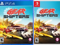 gearshifters standard edition physical retail release numskull games playstation 4 nintendo switch cover www.limitedgamenews.com