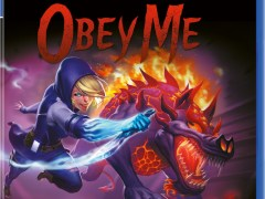 obey me physical retail release red art games playstation 4 cover www.limitedgamenews.com