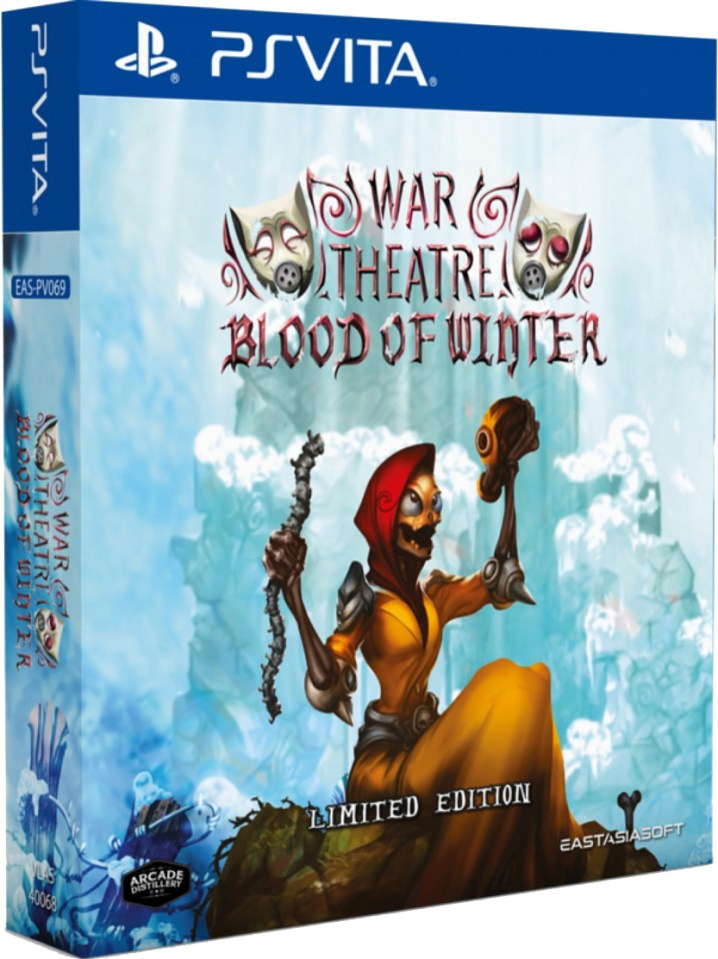 war theatre blood of winter physical retail release asia english multi-language limited edition eastasiasoft playstation vita cover www.limitedgamenews.com