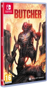 butcher physical retail release red art games nintendo switch cover www.limitedgamenews.com