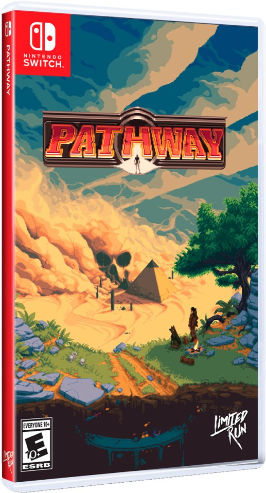 pathway physical retail release limited run games nintendo switch cover www.limitedgamenews.com