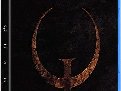 quake standard edition physical retail release limited run games playstation 5 cover www.limitedgamenews.com