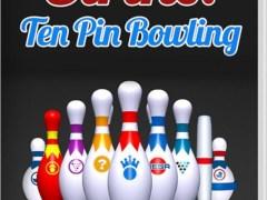 strike 10 pin bowling physical retail release eur nintendo switch cover www.limitedgamenews.com