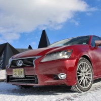 Complete Package: 2014 Lexus GS450h