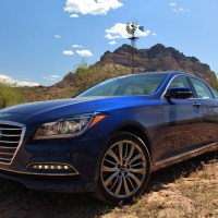 First Drive: 2015 Hyundai Genesis