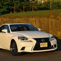 Even Better: 2014 Lexus IS350 F Sport