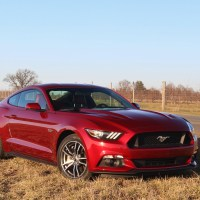 Show Horse: 2015 Ford Mustang GT