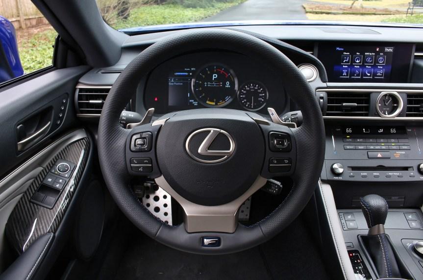 Lexus RCF 12