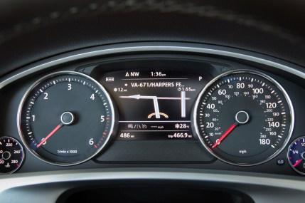 VW Touareg Media 3