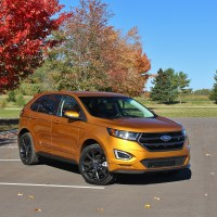 Spiced: 2016 Ford Edge Sport