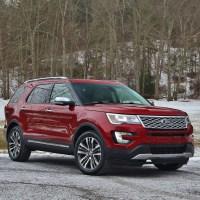 Elite: 2016 Ford Explorer