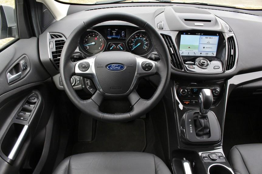 2016 Ford Escape Titanium 6