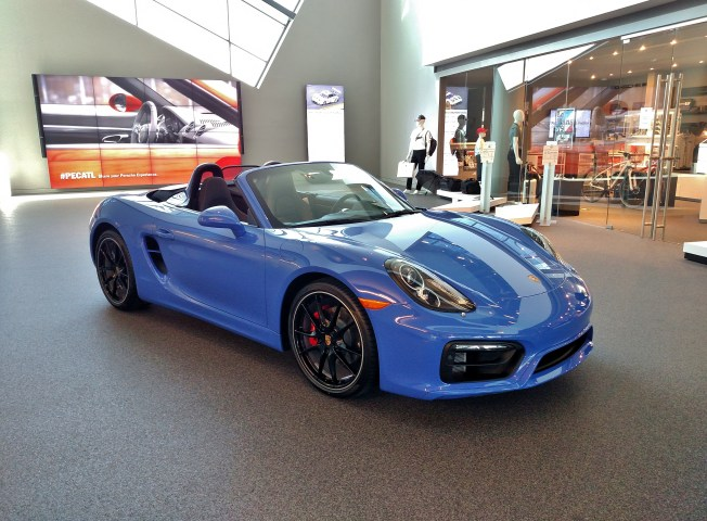 Porsche Experience Center 3