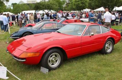 1971 Ferrari 365 GTB/4 Berlinetta