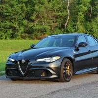 Lucky Charm: 2017 Alfa Romeo Giulia Quadrifoglio