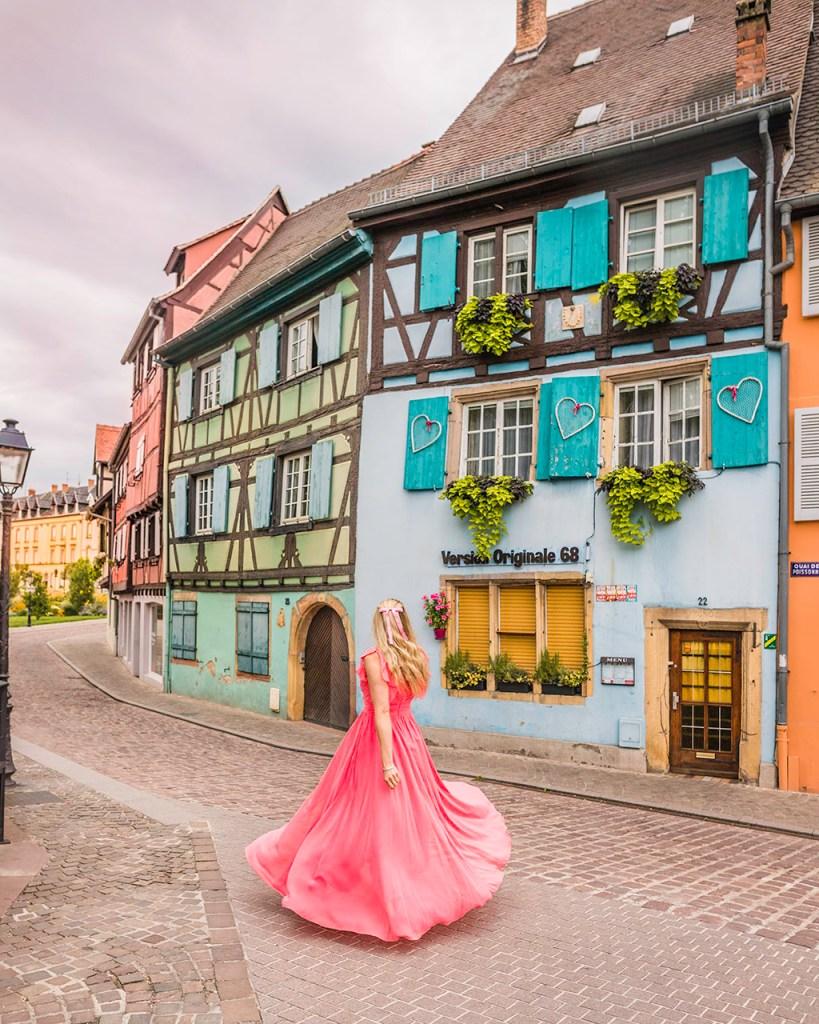 22 Quai de la poissonnerie - Colmar, Alsace