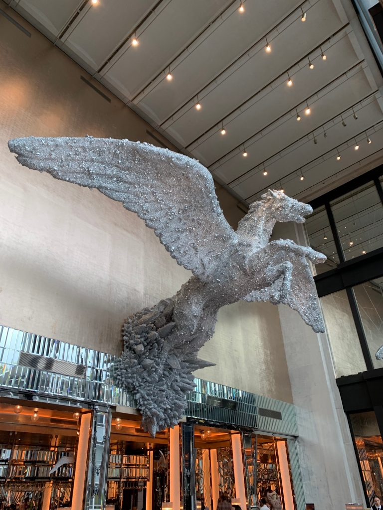 Pegasus Brasserie of Light London