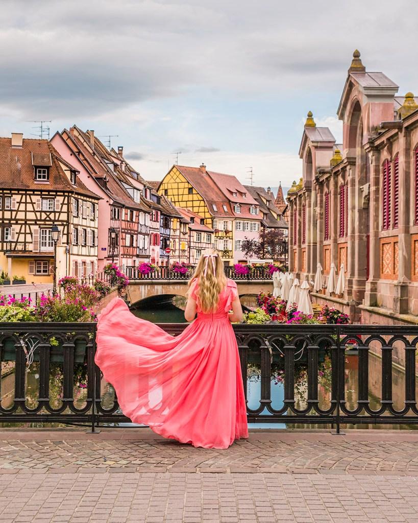 Pont rue des tanneurs - Colmar, Alsace