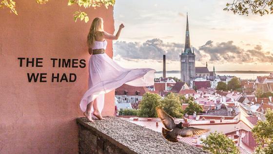 Kohtuotsa viewing platform - Tallinn, Estonia
