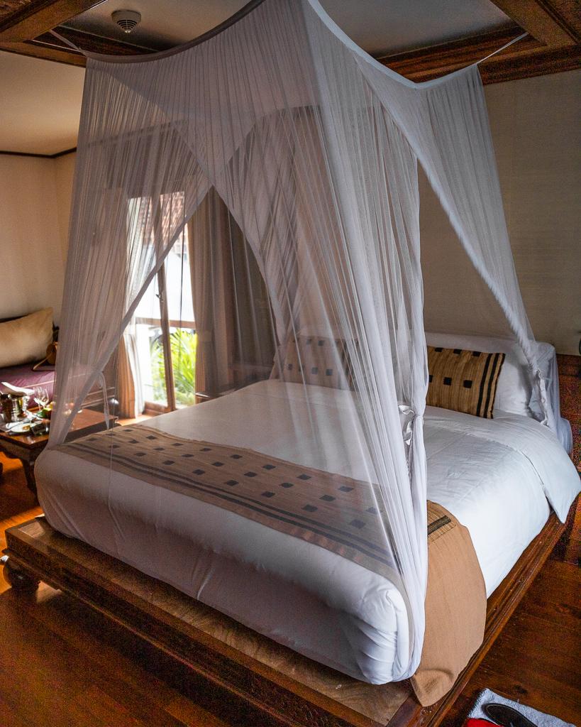 Belmond Governor's Residence, Canopy bed - Yangon, Myanmar
