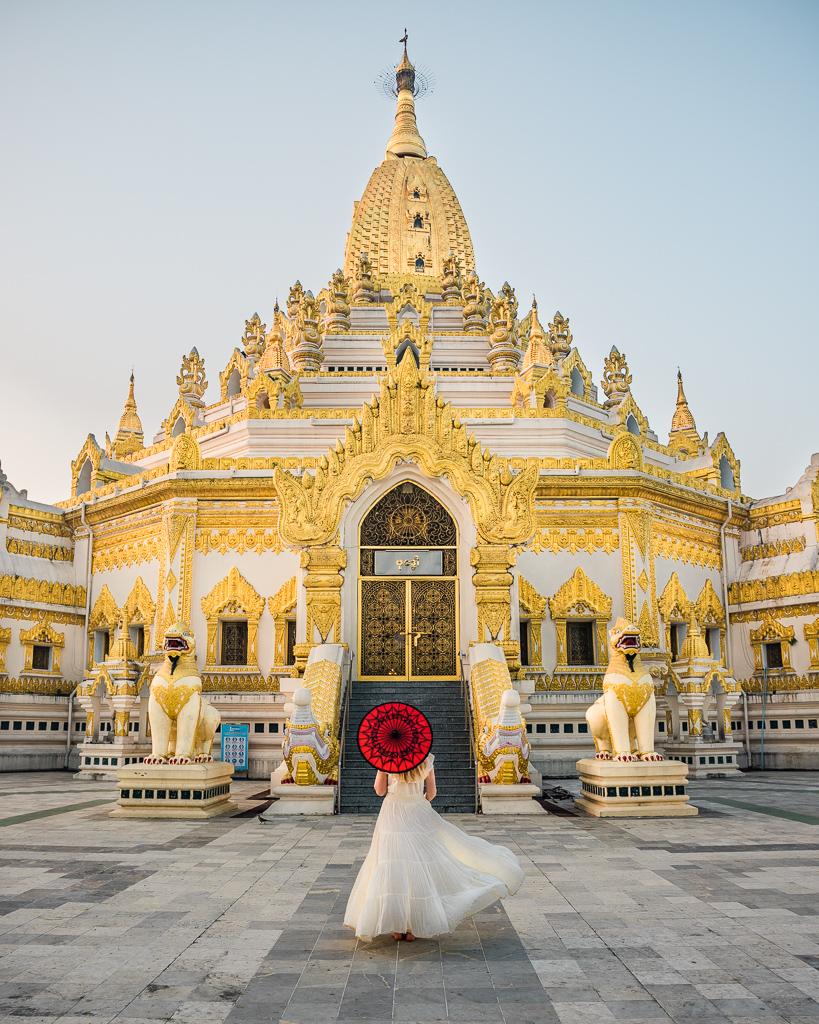 Swe Taw Myat Pagoda - Yangon, Myanmar