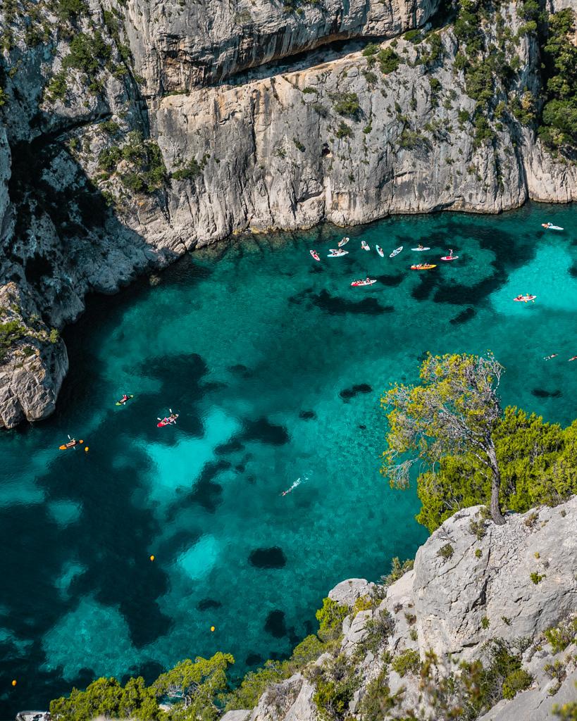 Calanque d'En-Vau - French Riviera