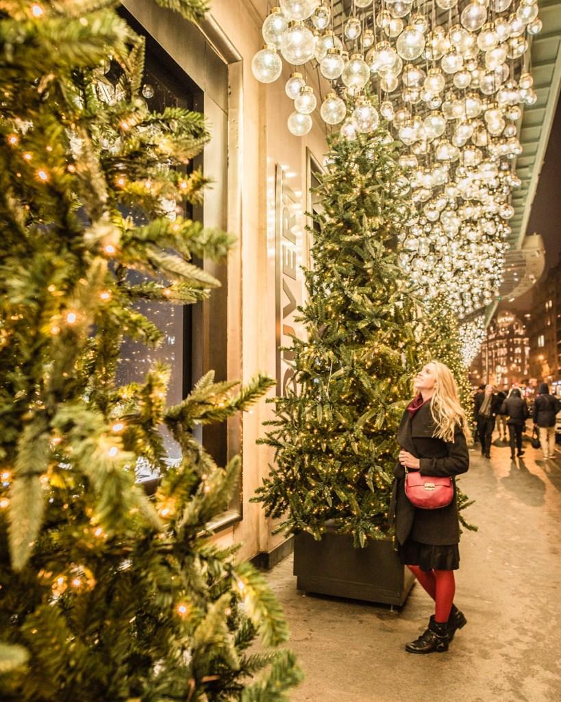 Le Bon Marché Rive Gauche - Christmas in Paris