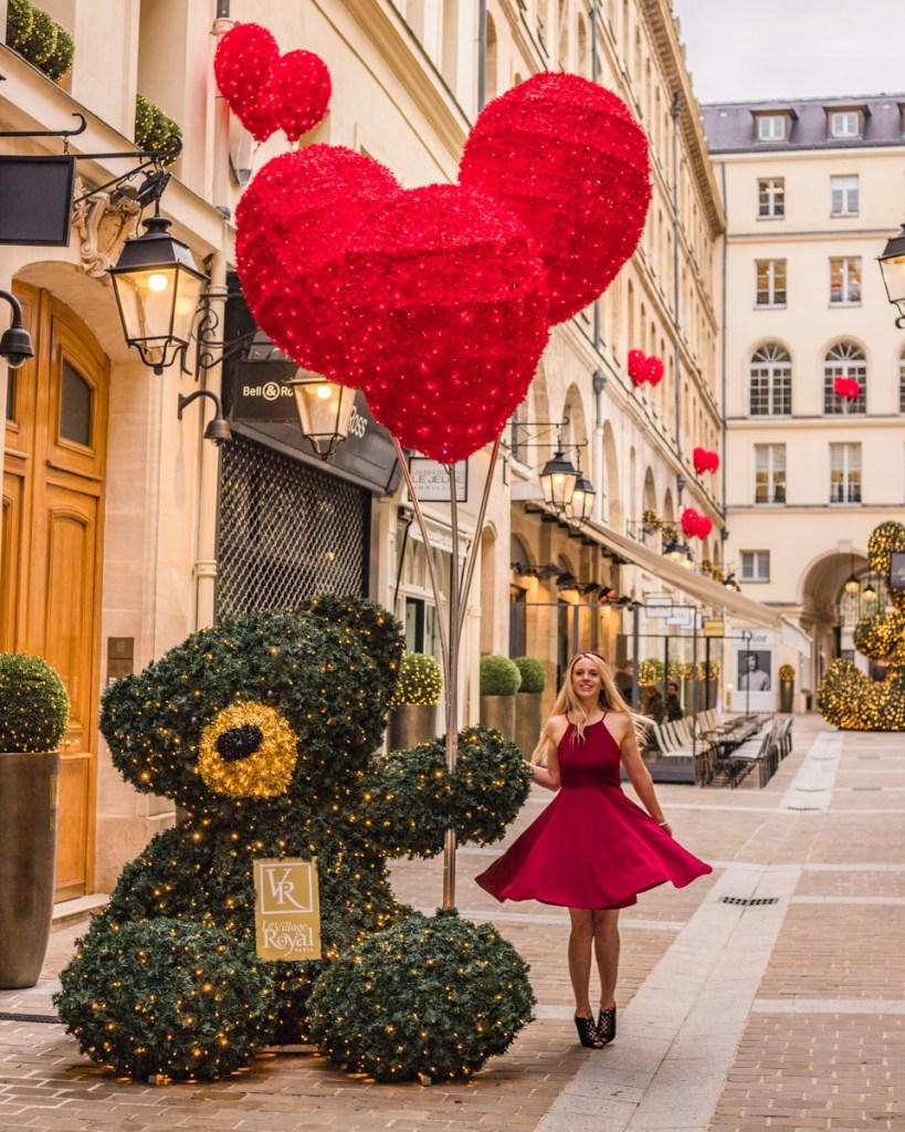 Village Royal - Christmas in Paris