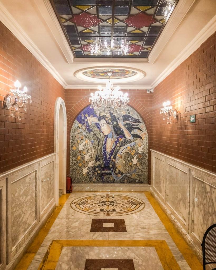 Orbeliani Bath - Sulphur Bath in Tbilisi - Georgia