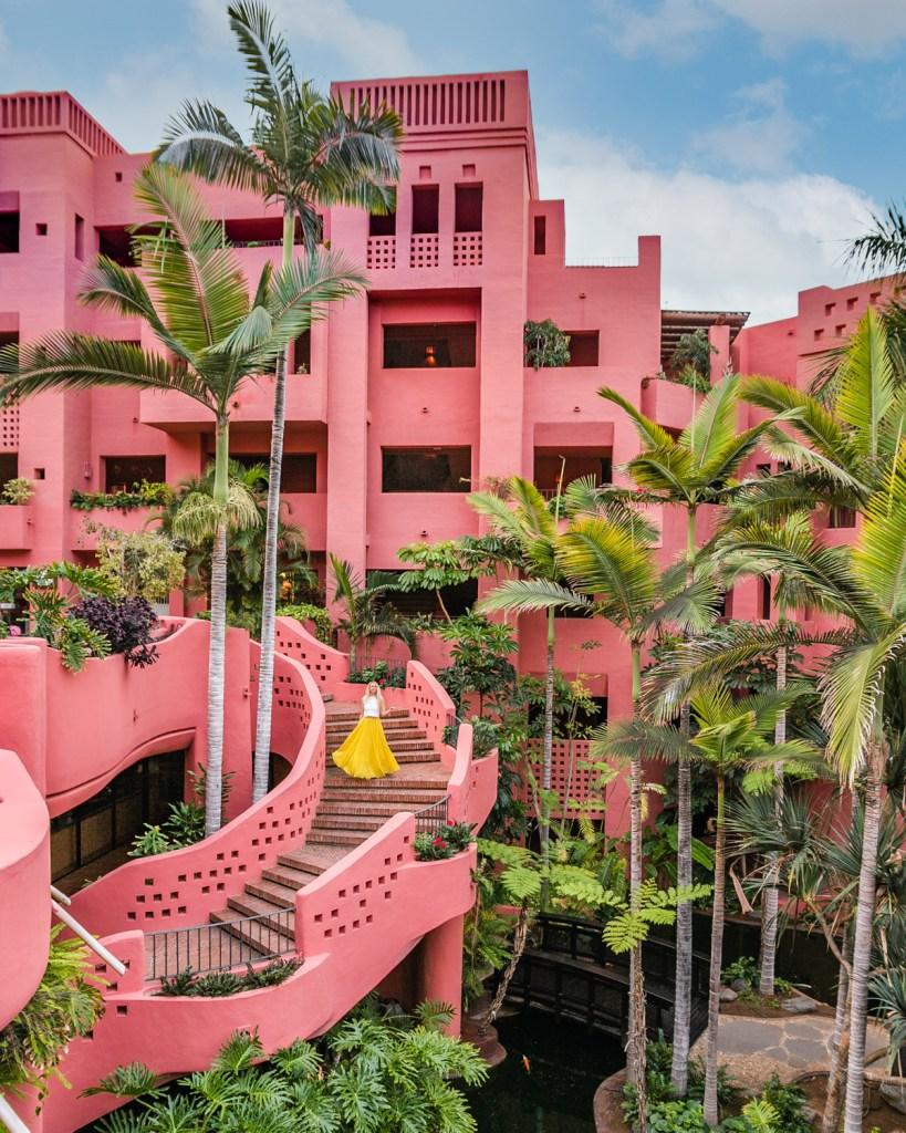 Ritz Carlton Abama in Tenerife - Canary Islands