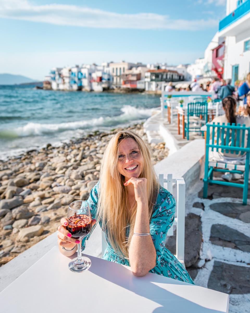 Nice n'Easy in Little Venice - Mykonos