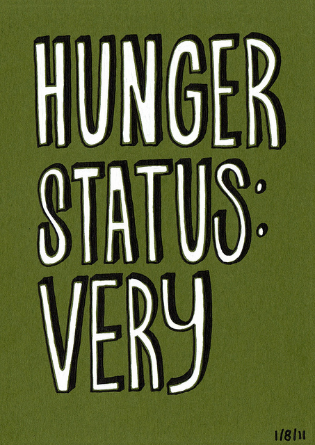HUNGER. WHAT IT IS AND HOW TO CONTROL IT