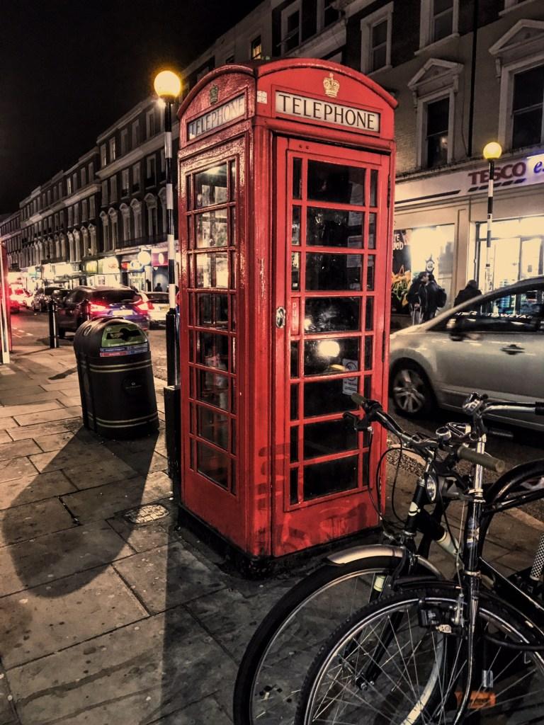 Streets of Kensington