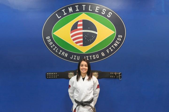 Thamires Aquino - Limitless BJJ Black Belt Instructor
