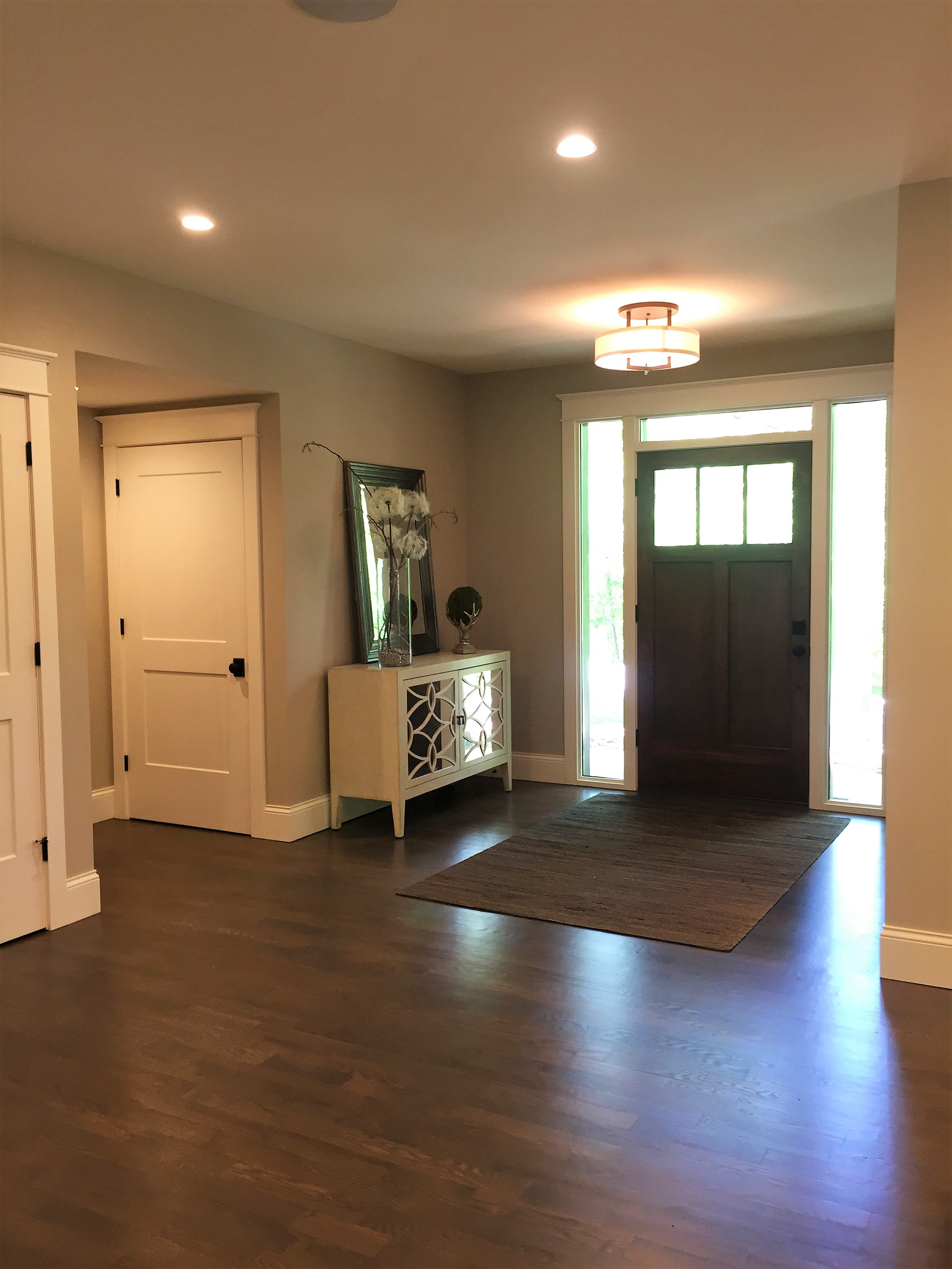 Picture of entry way
