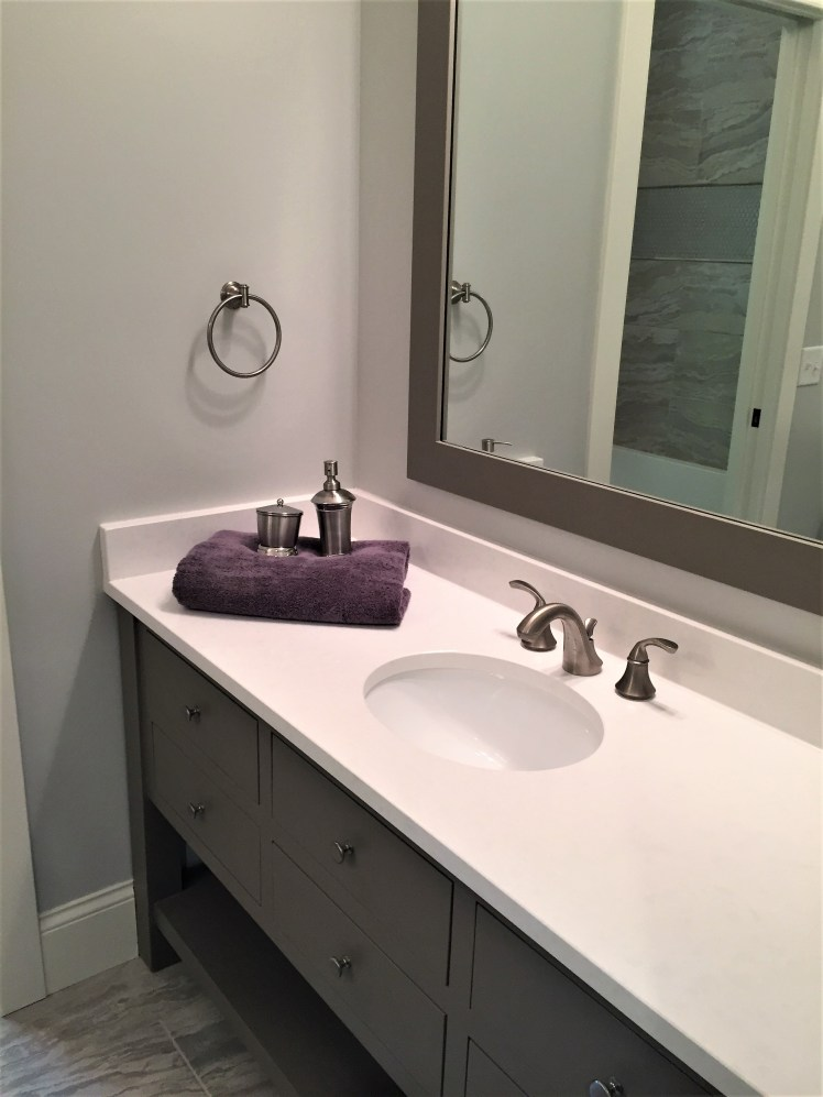Picture of guest bathroom