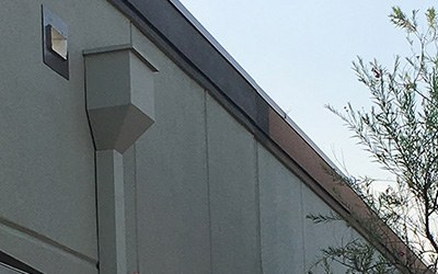 Eastern North Carolina Commercial Business Gutter Installation and Repair